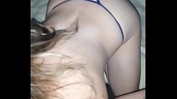 Hermoso cuerpo de mi esposa quiere una verga grande pero nadie se anima