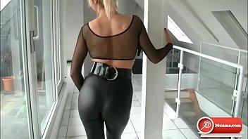 Wichsanleitung JOI German Blonde Dirty deutsche madchen