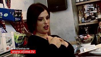 Big tits italian