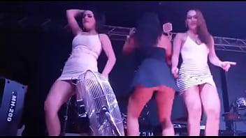 Gabriela Pimenta no baile Thumb
