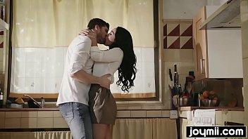 Hot Latina Ginebra Bellucci fucks client and swallow his cum Thumb