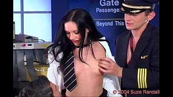 Taylor Rain - TSA Double Penetration
