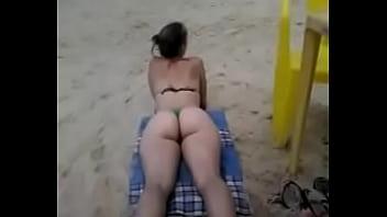 bronzeado na praia