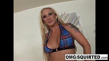 Rachel Evans ultimate squirt