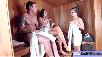 Bigtits Hot Slut Wife (Makayla Cox) Like Hard Style Sex Action mov-20