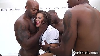 porn free in Brutal monster cock anal gangbang - keisha grey