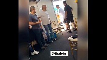 Anitta gravando clipe novo em Salvador