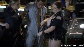 Cops search chop shop