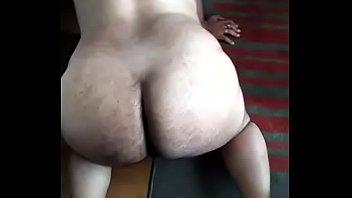 Indian Mistress spanking submissive slavedog