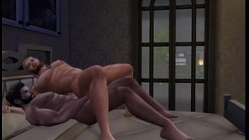 Sims 4 Dany & Samuil fuck