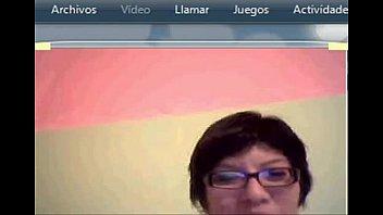 Cristina webcam