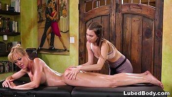 The rival massage spa - Brandi Love and Jill Kassidy