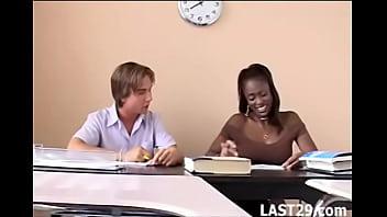 Teacher Midori Fucks Her White Student After Class thumbnail