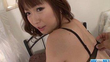 Japonesinha safada fazendo um boquete gostoso