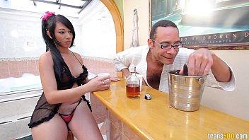 Hot Tub Loving with Eva Lin
