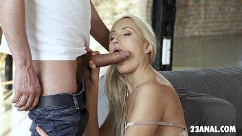 Angelika Grays takes a big dick anally