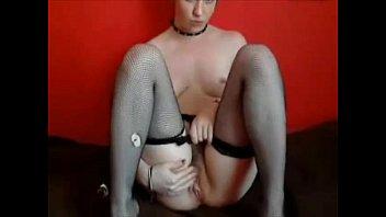 Teen jerking her boyfriend off and sucking his dick