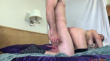 Loving girlfriend fucks the neighbor while boyfriend is away - Erin Electra