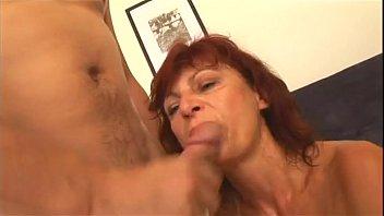 Wanda Lynn - czech redhead mature fucks by Steve Q