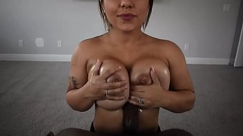 Oiled Up, Titty Fucking Daddy's BBC