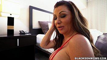 Wife Gia Giacomo Gets 2 Black Cocks to Play With (xa15704)