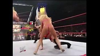 Trish Stratus vs Terri Runnels 2.