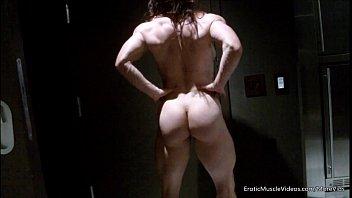EroticMuscleVideos Smooth Showing And BrandiMae's HardBody