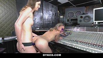 Dyked - Horny Lesbian Producer Seduces Teen
