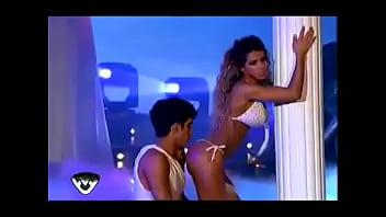 Cinthia Fernandez - Dançando com a estrela Argentina