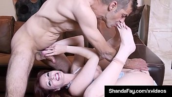 Canadian Cougar Shanda Fay Ass Fucked Showing Feet &amp_ Toes!