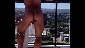 francois sagat balcony