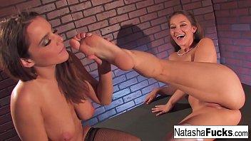 Natasha &amp_ Dani Daniels Naughty Fun
