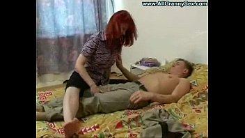 Busty amateur mature mother son sex