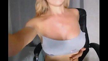 Huge tits cam model p2 - Watch Part 2 at FilthyGeek.com