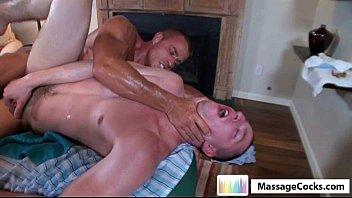 Massagecocks Hunk Ass Massage