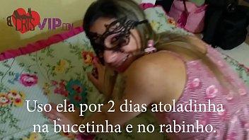 Venda de calcinha usada da  Cris Cristina Almeida novinha casada e safadinha Calcinha enfiadinha na bucetinha e no cuzinho