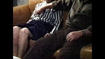 Loads of cum in Grannys open sperma suger