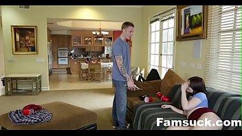Семейный домашний секс видео