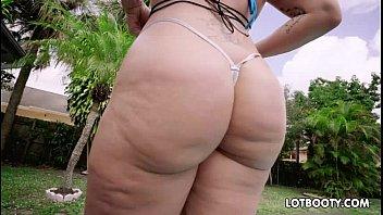 Fat ass tattooed slut Charley Hart sucked and gets fucked
