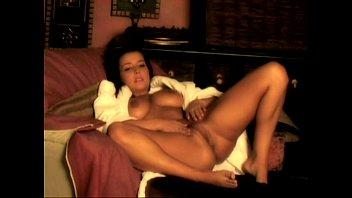 Hot older cougar see thru bra