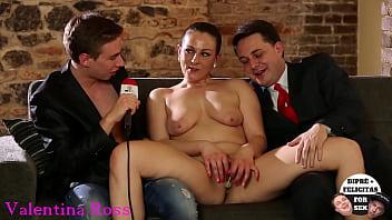 Valentina Ross naked at &quot_Dipr&egrave_ plus Felicitas for Sex&quot_