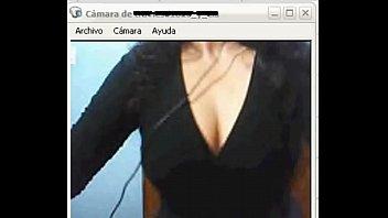 MILF mexicana en webcam