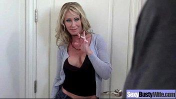 (simone sonay) Busty Hot Mature Housewife Get Sluty In Hard Sex Scene mov-30