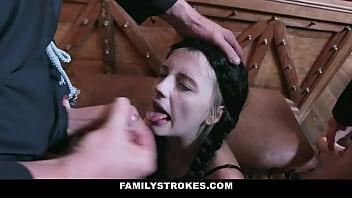Adam's Sexy Family Fucks- Audrey Noir, Kate Bloom