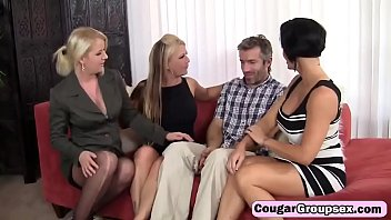 Group sex with hot MILF with big tits and big cocked studfs-hd-3 Thumb