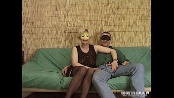 Coppia scambista Franco e Natalie dalla provincia di