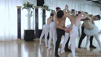 Neighborhood orgy xxx Ballerinas