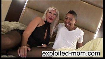 Wild Hardcore Exploited Mom Huge Tits