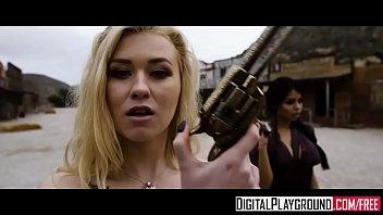 DigitalPlayground - Rawhide Scene 1 Misha Cross Emilio Ardana