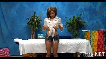 Massage porn clip